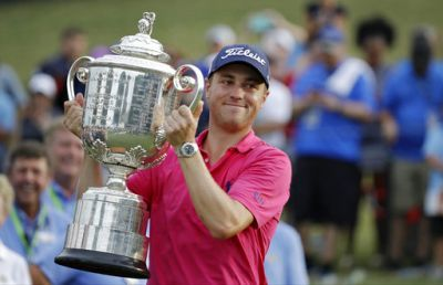 Justin Thomas wins PGA Championship, landing his first major