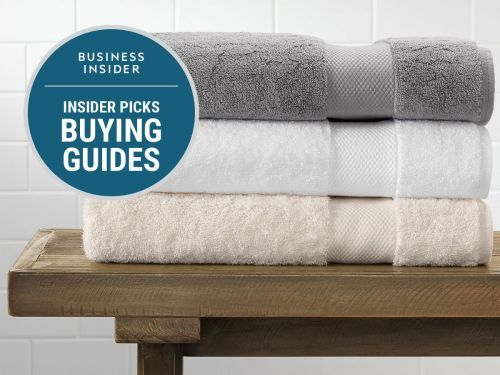 The best bath towels you can buy