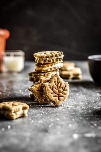 Filled Maple Cookies