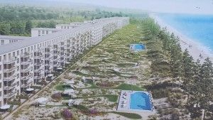 Germany's historical Prora hotel revamped into an entertainment zone