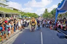 Indonesian tourism holds Indonesian festivals in various cities globally