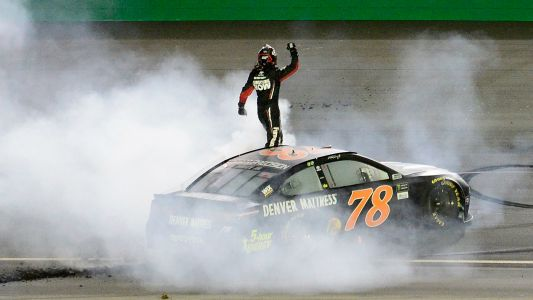 Martin Truex Jr. wins first NASCAR championship