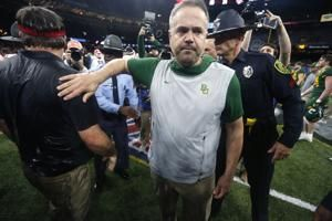 Baylor's Matt Rhule agrees to become Panthers next coach