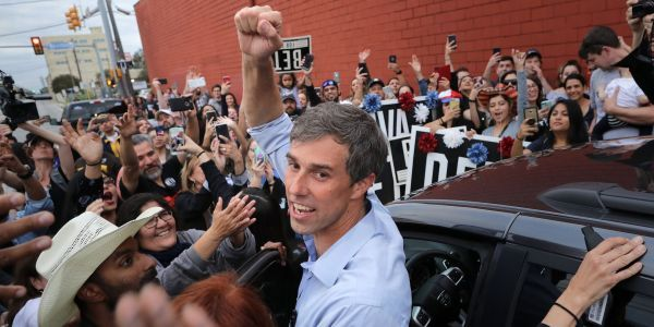 Democratic stars Beto O'Rourke and Andrew Gillum both recently met with Obama, stoking speculation about 2020 bids