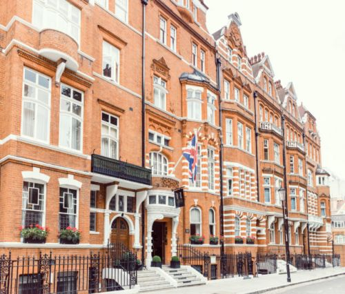 Relais & Châteaux Reveals its First London Hotel