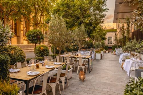 The 12 Best Alfresco Restaurants in London