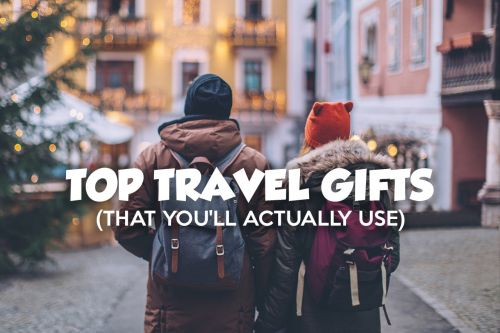 30 Great Travel Gift Ideas For Frequent Travelers
