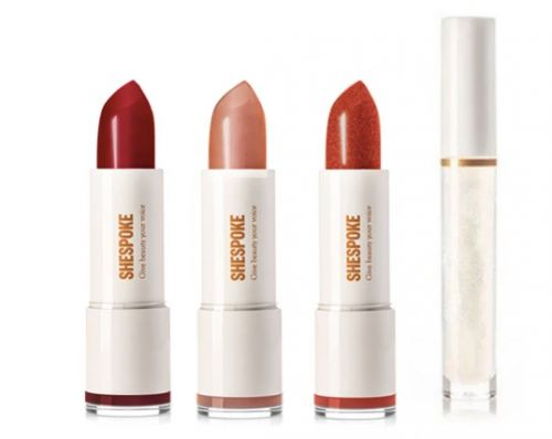 Channel VP Kamala Harris' Iconic 'I'm Speaking' Energy With This New Lipstick