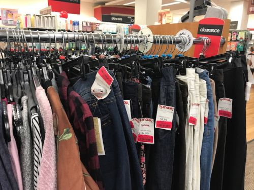 A group of TJ Maxx shoppers is accusing the store of misleading them with 'phantom markdowns'