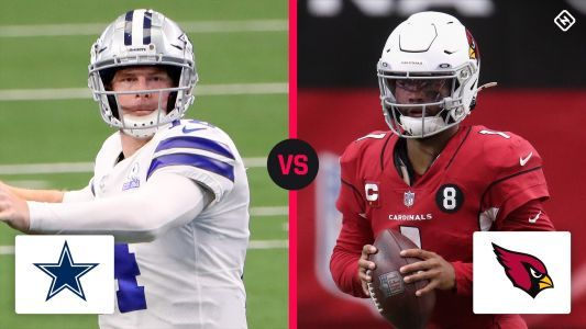 Cowboys vs. Cardinals live score, updates, highlights from NFL's 'Monday Night Football' game