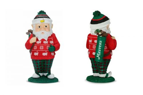 """Golf Fans Are Going Crazy for This Year's Masters 2020 Ugly Sweater """"Santa"""" Gnome"""