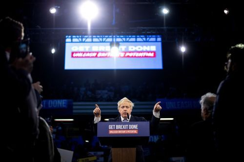 It's Not Just Boris and Trump. British Political Parties Are Starting to Look More American