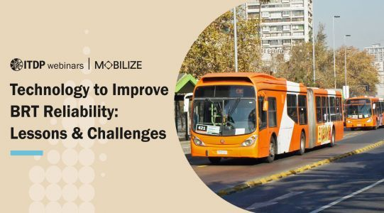 Technology to Improve BRT Reliability: Lessons and Challenges