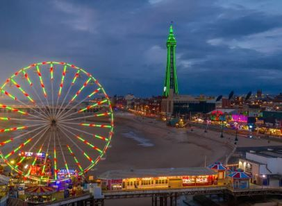 Blackpool set to open new £300million attraction for tourists