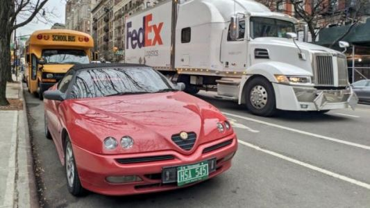 This Alfa Is Out Of Place In Manhattan But It Belongs In Our Hearts