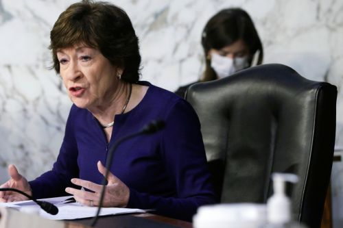 Collins says new infrastructure offer won't include gas tax hike