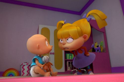 'Rugrats' returns with many original cast members