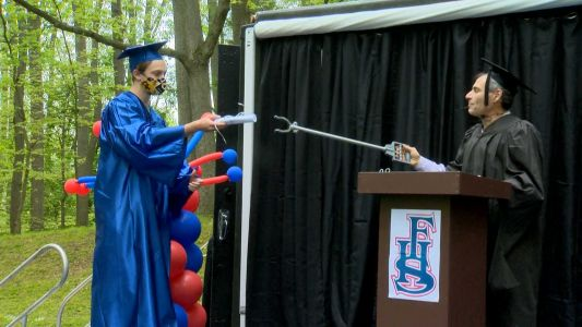 Celebrating the class of 2020's one-of-a-kind graduation year