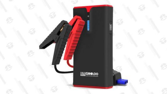 Now 41% off, This $52 Jump Starter Works on Cars, Trucks, Tractors, and Even Yachts