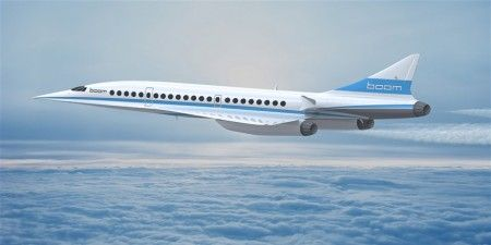 Denver-based startup ready to launch supersonic air travel
