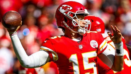 Sorry, Patrick Mahomes, Chiefs can't get more prime-time games