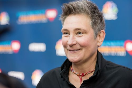 LGBTQ icon k.d. lang on getting a 'makeover'