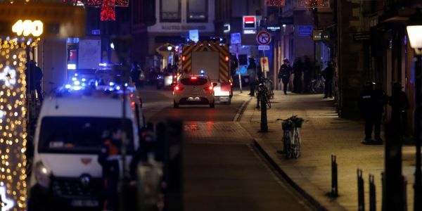 At least 2 dead, 8 wounded in Strasbourg Christmas-market shooting; French authorities open terror investigation