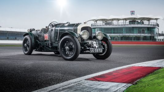 Bentley Scanned All 630 Parts Of The 1929 Bentley Blower To Rebuild The Legend