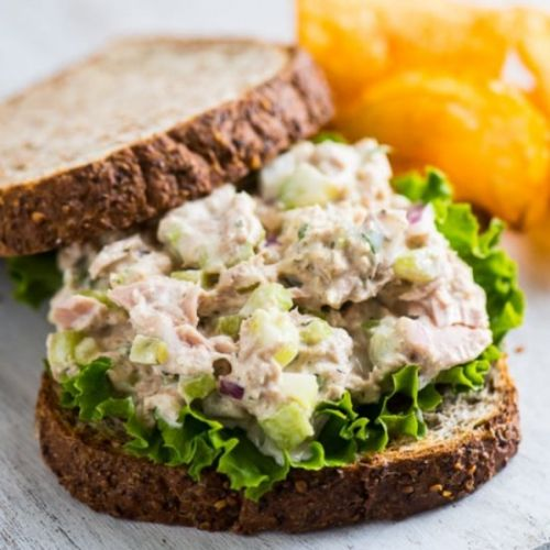 Mom's Tuna Salad