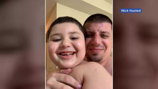 Father of SJ boy whose body was found in Vegas honors son at vigil