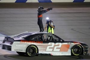 Austin Cindric wins NASCAR Xfinity race at Kentucky Speedway