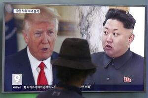North Korea calls Trump 'lunatic,' and 'loser' after nuclear button tweet
