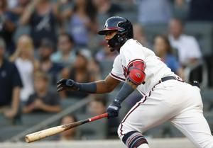 Acuna HR streak ends, Rockies rally past Braves 5-3