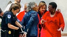Rep. Joyce Beatty Arrested During Protest For Voting Rights