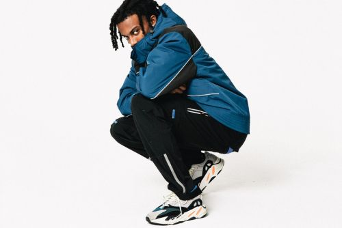 Playboi Carti Models Standout M+RC Noir Spring/Summer 2018 Drop