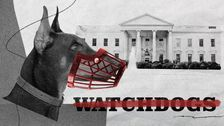 Under Trump, Federal Watchdogs Get Muzzled