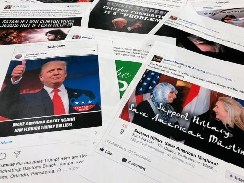 Facebook and Twitter are cracking down on political ads with new requirements and labels