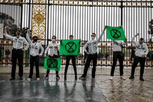Extinction Rebellion Quotes Virgil Abloh, Alessandro Michele and More in