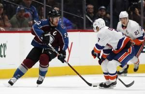 Greiss stymies Avs' high-scoring offense, Islanders win 4-1