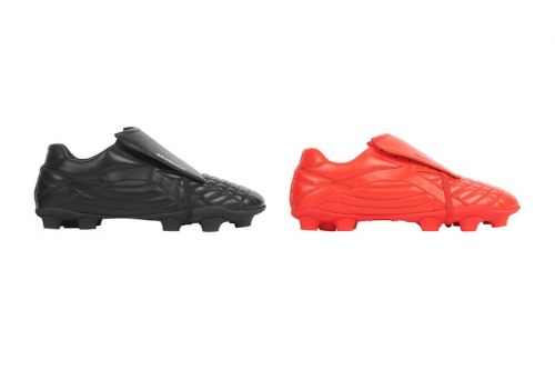 Balenciaga Offers a Closer Look at Its Forthcoming Soccer Sneakers