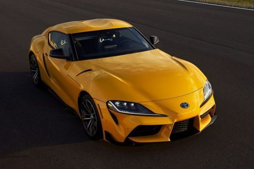 Toyota Launches a 4-Cylinder Supra for 2021
