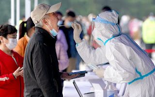 Chinese mainland reports 38 locally transmitted COVID-19 cases