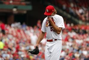 Pitcher Michael Wacha goes on Cardinals' injured list