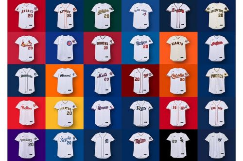 Nike Reveals First Swoosh-Clad MLB Jerseys