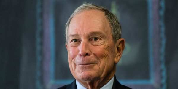Michael Bloomberg's presidential run could be part of a strategy to pay the cheapest rates possible to air anti-Trump ads