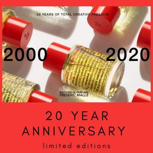 20 Year Anniversary Limited Editions