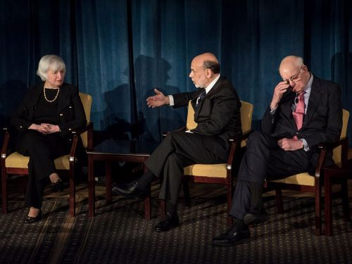 ROSENBERG: Everyone obsessing over who becomes the next Fed chair is doing it wrong