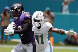 Ravens S Thomas respectfully gears up for return to Seattle