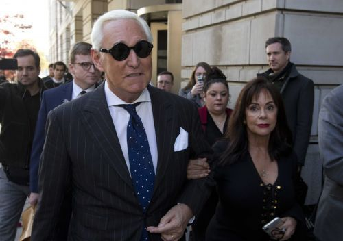 Judge seeks more details on President Trump's clemency for Roger Stone