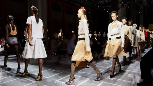 A Prada Collection That Perfectly Encapsulates Our Current Era